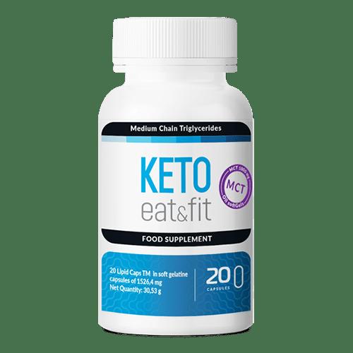 pastile Keto Eat&Fit pret